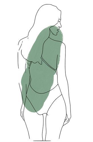חצי גב (תחתון או עליון)- סדרת 12 טיפולי הסרת שיער בלייזר IPL