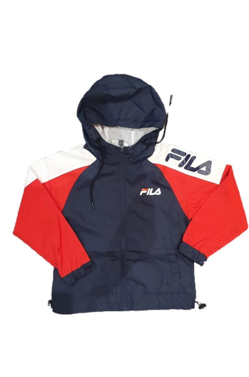 מעיל ניילון FILA