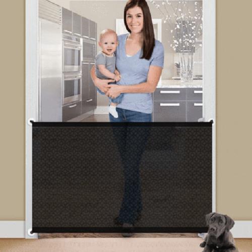 שער בטיחות למדרגות או כל מקום אחר שלא תרצו שהילד יגיע אליו