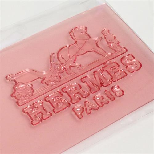 חותמת לוגו - HERMES