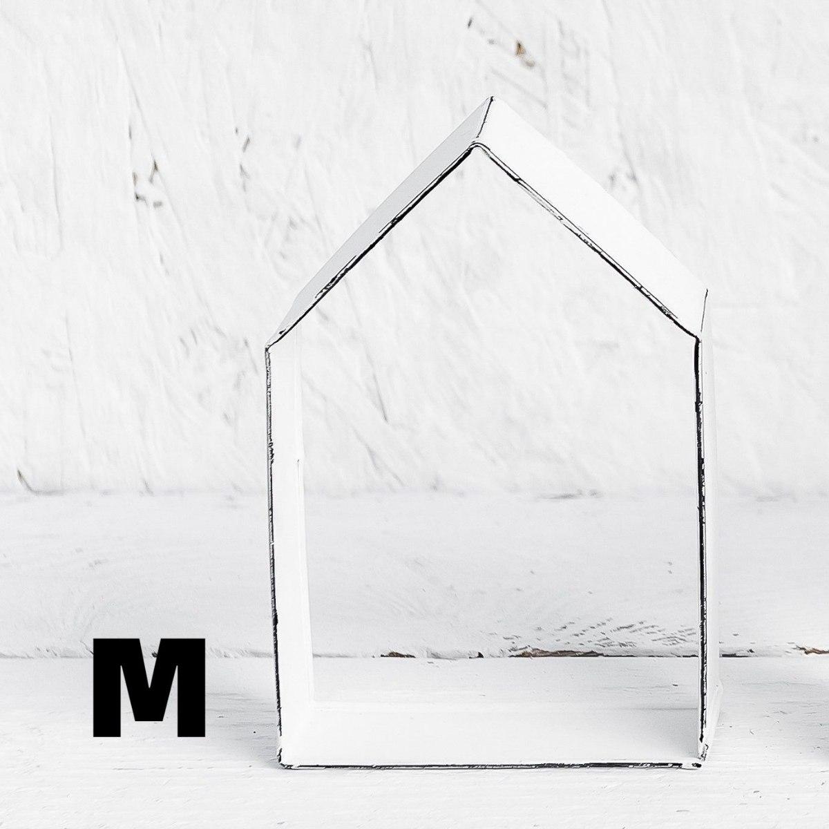 בית M - לבן