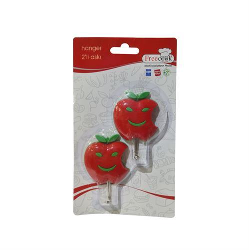 זוג מתלה מגנט - עגבניה