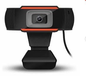 מצלמת רשת עם מיקרופון Gold Touch E-CAM-720