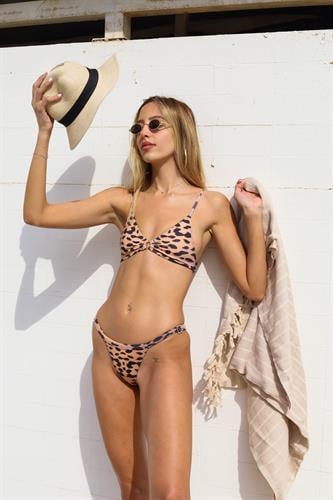 בגד ים ברזילאי ARUBA - טופ ויק/ מתכוונן