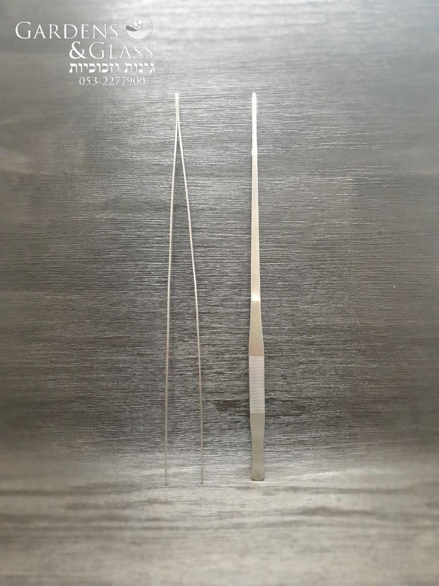 """מלקחיים לטרריום 48 ס""""מ"""