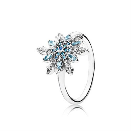 טבעת כסף פנדורה 190969NBLMX