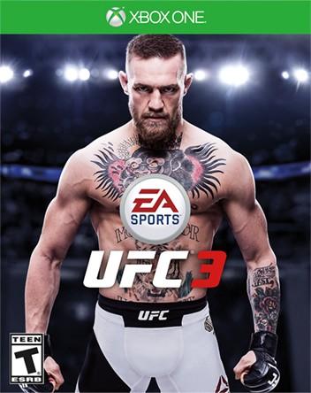 EA Sports UFC 3 לקונסולת Xbox One