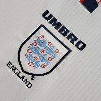 חולצת עבר אנגליה בית 1998