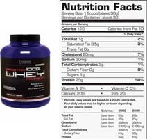 אבקת חלבון ULTIMATE NUTRITION - PROSTAR 2.4KG