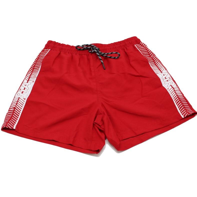 מכנס ים גבר אדום