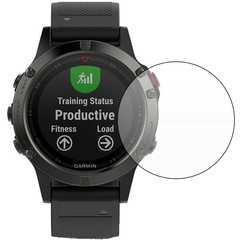 מגן זכוכית לשעון Garmin Fenix 5  - סט 3 יחידות