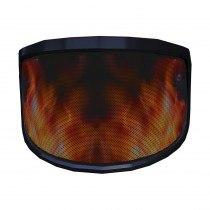 רשת מגן   - Mesh visor לקסדת PROTOS-להבות