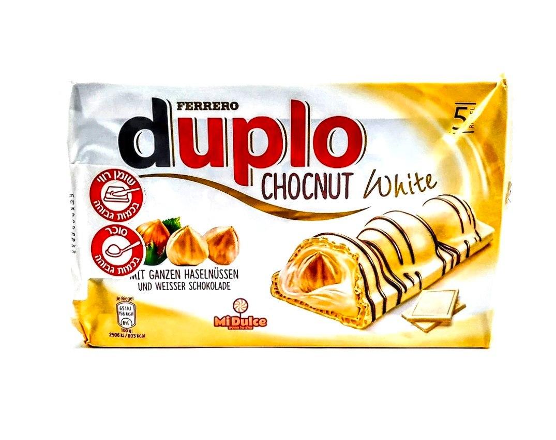 Ferrero Duplo White Chocnut