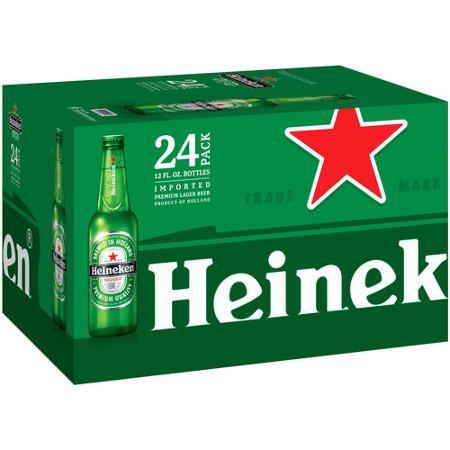 ארגז בירה הייניקן 24 יח'