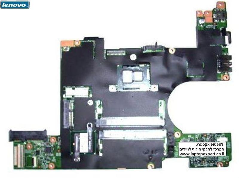 לוח למחשב נייד לנובו Lenovo ideapad U160 motherboard 55.4JB01.121 LU16 Intel MB 09938-SB INTEL motherboard