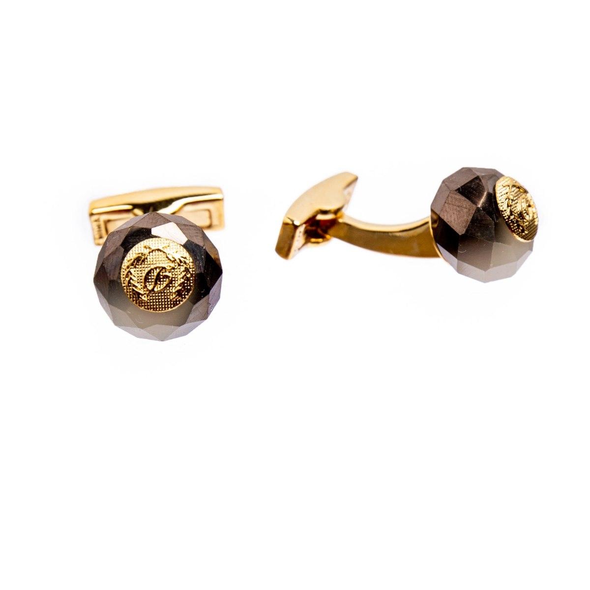 חפת אבן משושה גוון זהב שנהב