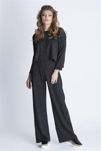 מכנסיים  ספרקל שחור