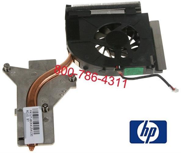 HP Pavilion dv6 CPU Fan 512830-001 מאוורר למחשב נייד