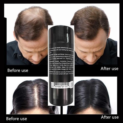 אבקת מילוי שיער