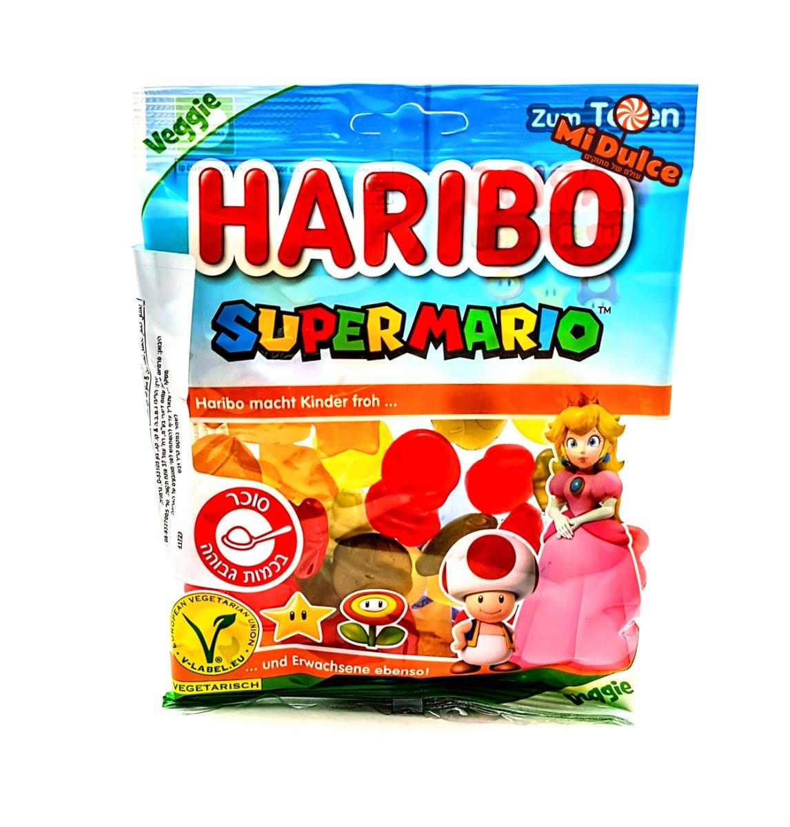 Haribo Super Mario
