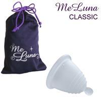 Me-luna shorty CLASSIC   גביעונית מילונה שורטי קלאסית מידה S