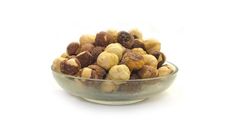אגוז לוז קלוי ( בונדוק ) 100 גרם
