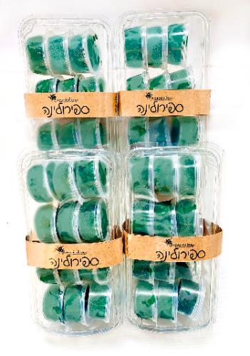 מארז של 48 יחידות ספירולינה קפואה (כקילו אחד)