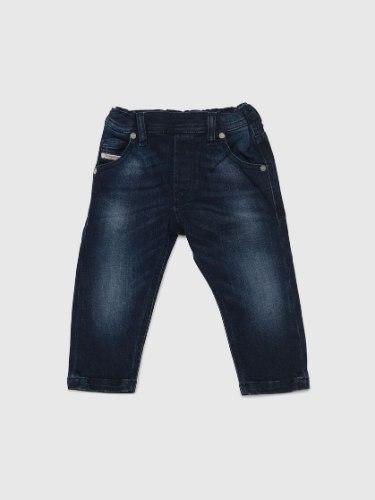 ג׳ינס כחול כהה בייבי DIESEL - מידות 6 עד 36 חודשים