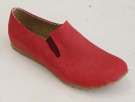 נעל גומיות עור משומן
