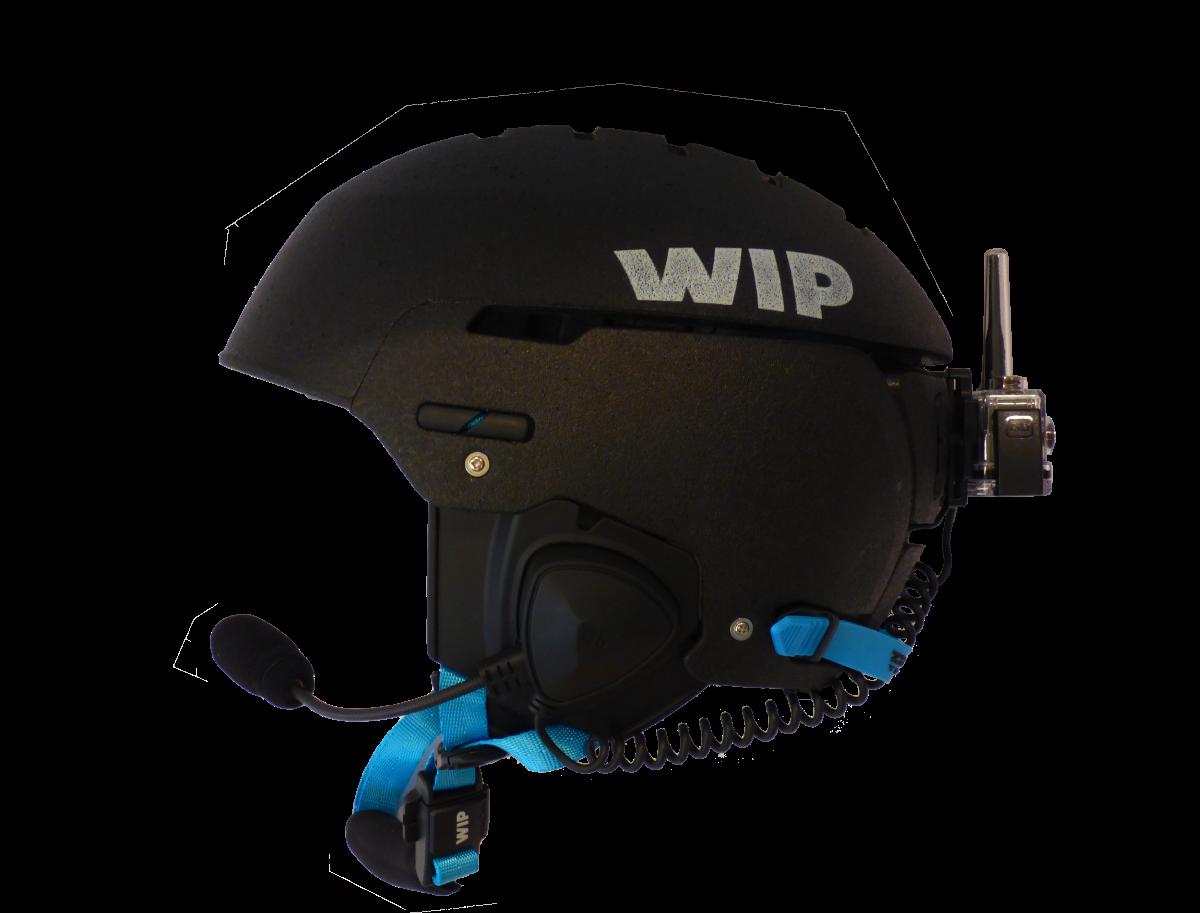 קסדה WIFLEX PRO כולל מערכת קשר מלאה BBT