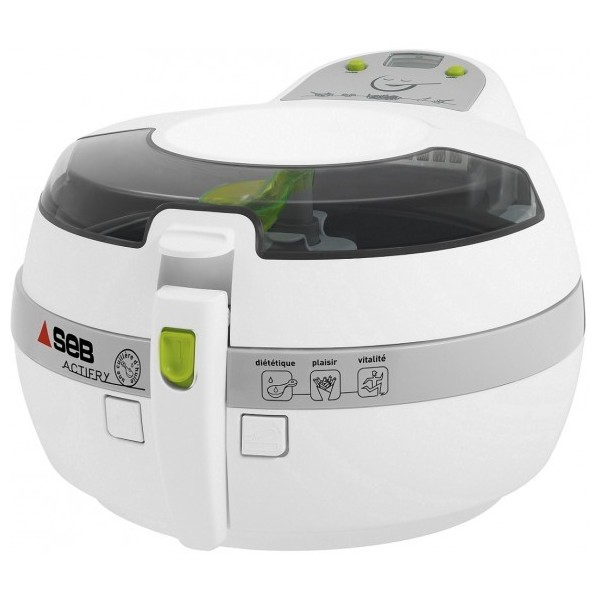 סיר טיגון בריאותי טפאל דגם FZ706028 לבן