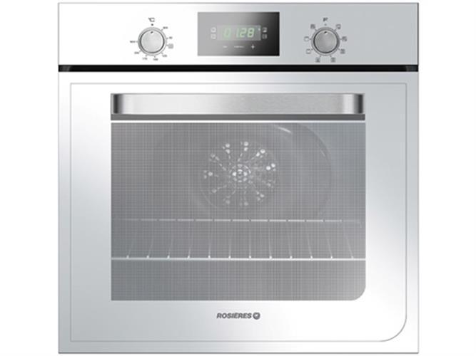תנור בנוי צבע לבן Rosieres  RFO465BX