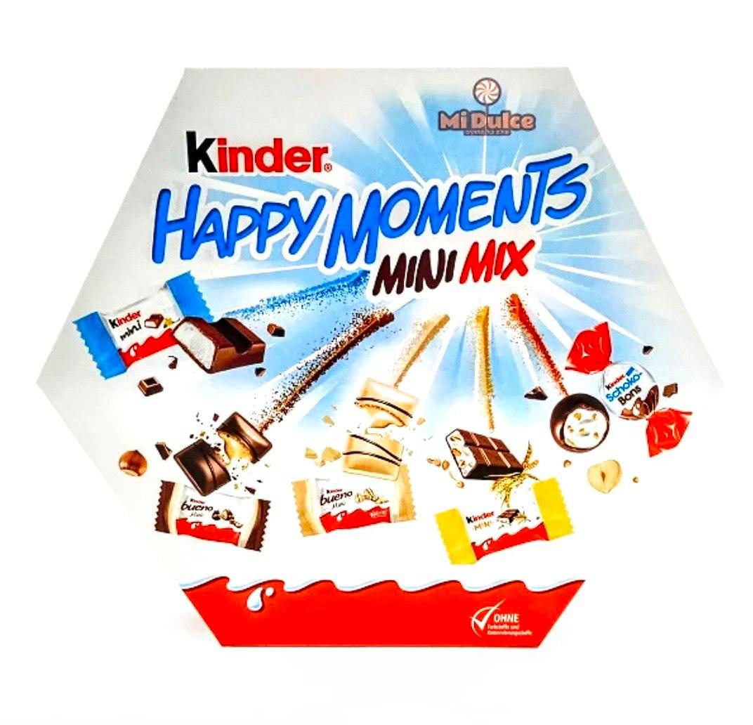 Kinder Happy Moments