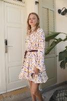 שמלתsummer 2021 צהוב