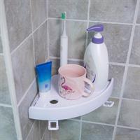 מדף וואקום מיוחד לאמבטיה