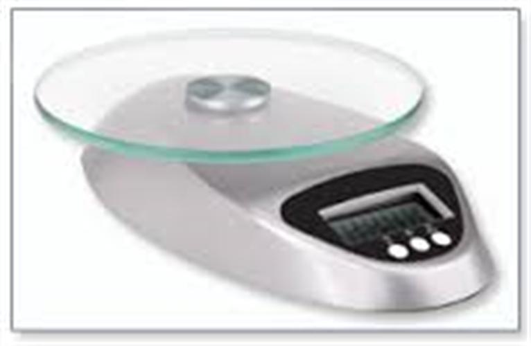 משקל מטבח דיגיטלי Electro Hanan EC301