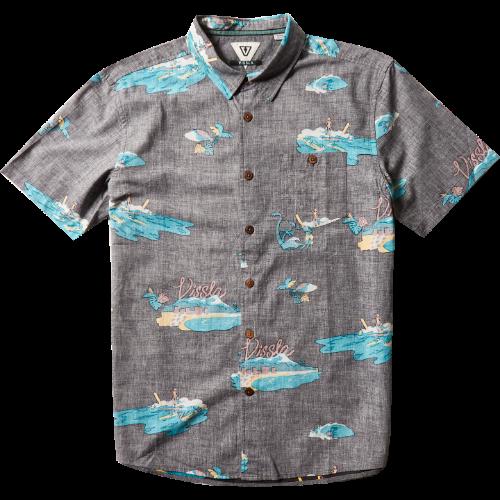 VISSLA Waikikooks SS Shirt