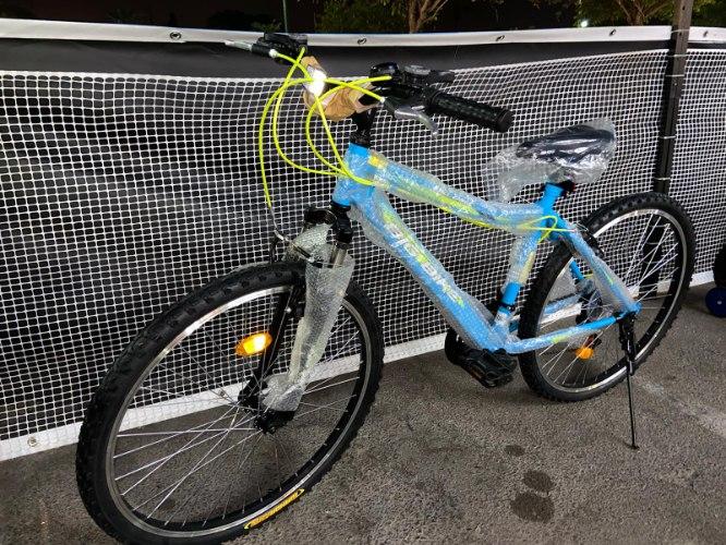 אופני הרים בולם קידמי גודל 24 אינץ - בנים