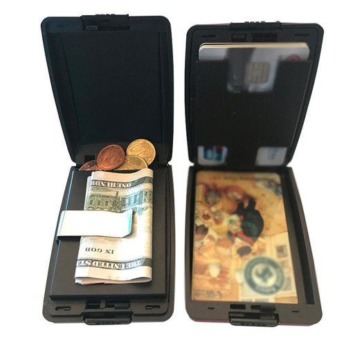 ארנק לגבר - טכנולוגיית RFID