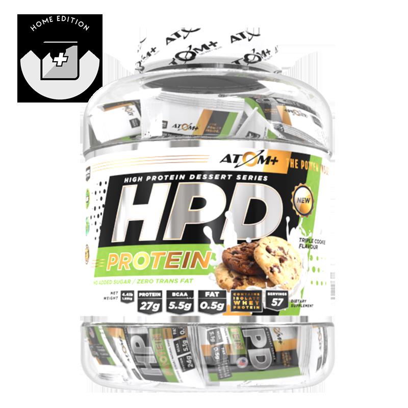אבקת חלבון - ATOM - HPD מנות אישיות טעם אחיד*