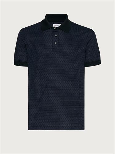 חולצה Salvatore Ferragamo Short sleeves Polo לגבר