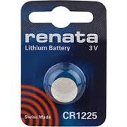 סוללות ליטיום 6 יחידות RENATA LITHIUM CR1225