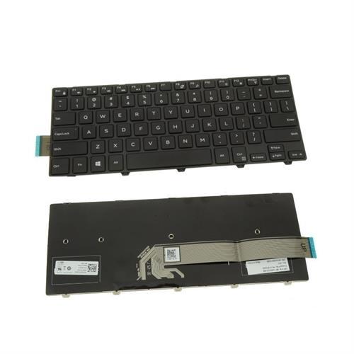 מקלדת למחשב נייד דל Dell Inspiron 14-5000 series 14.1 14-5447 5458 5459 5452 5455