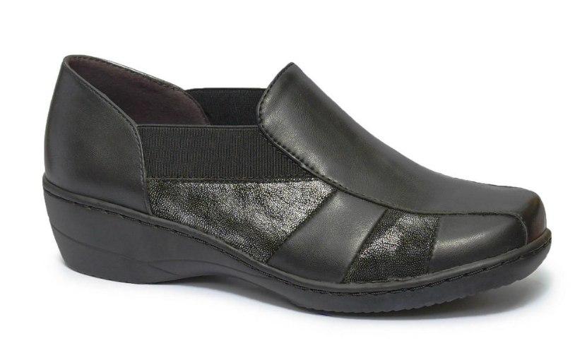 נעל נוחות סגורה לנשים דגם - 8380-30G