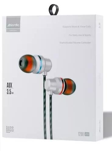 אוזניות חוט A10