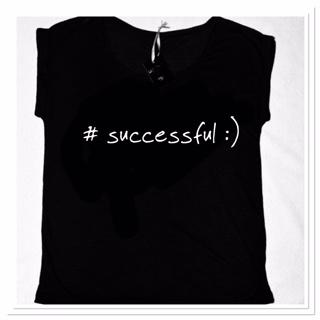 חולצות העצמה 2018 #SUCCESSFUL