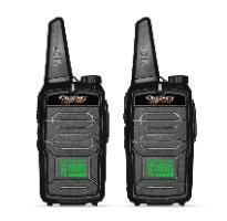זוג מכשירי קשר ווקי טוקי Discovery DS-PX3