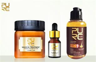 ערכת טיפוח מלאה להזנת השיער ולשיקום מלא