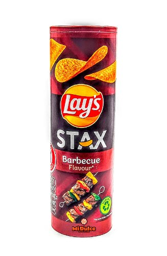 Lays Stax Barbecue