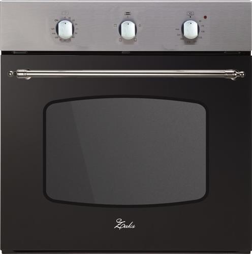"""תנור אפיה בנוי עם טורבו נירוסטה EB56-ECA-1 זק""""ש SACHS"""